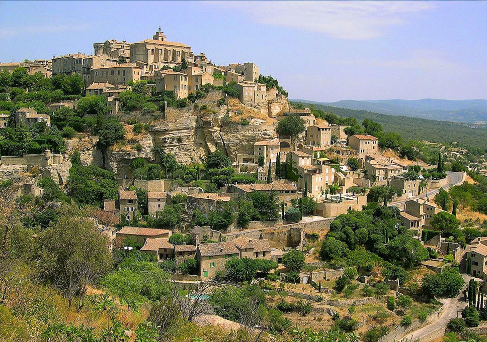 Picture-Perfect Provence